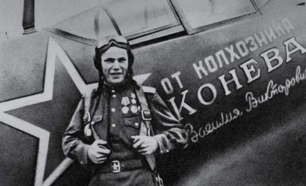 Как советский ас Иван Кожедуб дал жару американцам над Берлином