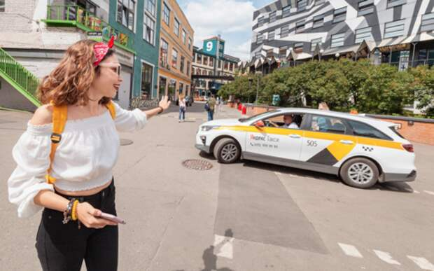 6 способов нетрадиционного использования такси