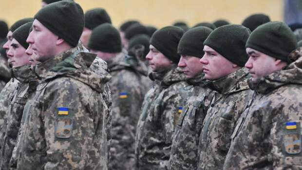 В ВСУ распространяется панический страх ответственности за военные преступления против Донбасса