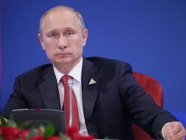 Новость на Newsland: Путин: затяжка с доставкой гуманитарной помощи была недопустима