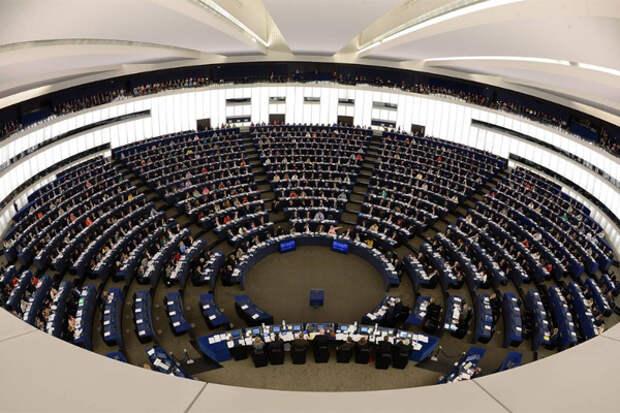Европарламент Северный поток-2 ЕС Газпром