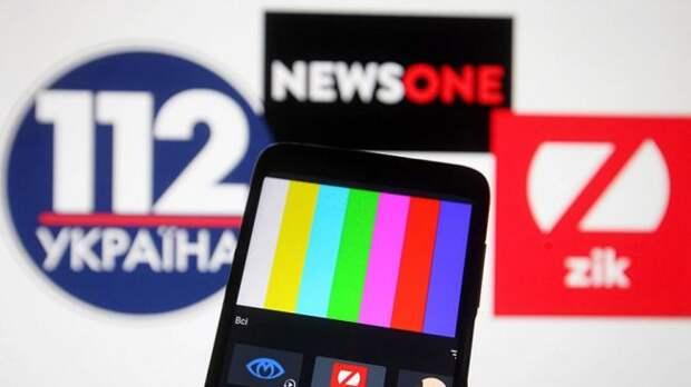 Запрещенные украинские телеканалы собираются оспорить запрет всуде