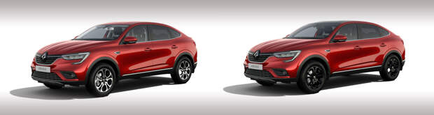 Renault Arkana Prime поманил клиентов отделкой салона