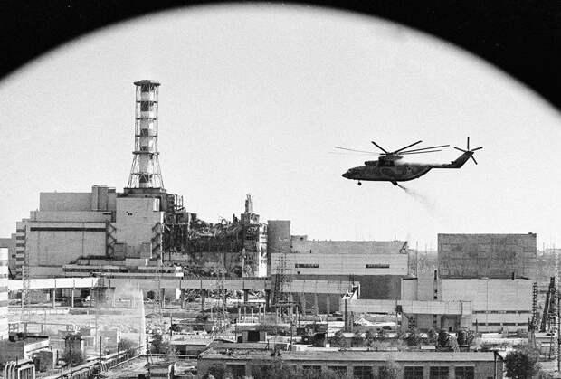 О домыслах и правде чернобыльской трагедии