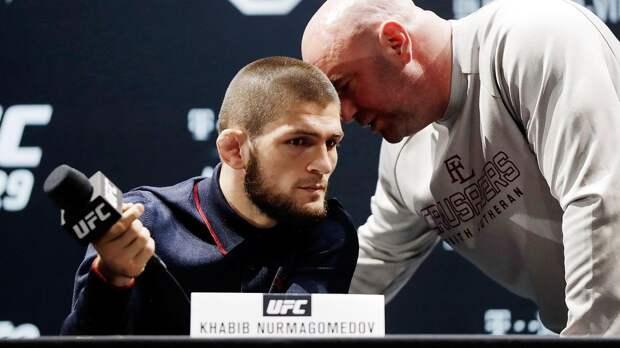 Глава UFC: «Макгрегор и Порье не будут драться за титул. Уверен, что Хабиб вернется»