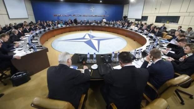 Заседание НАТО