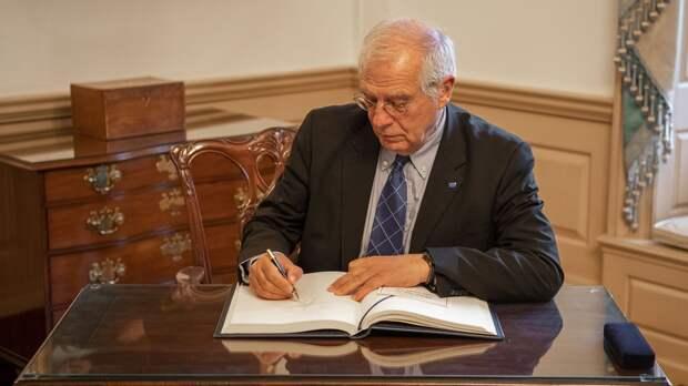 Жозеп Боррель призвал Евросоюз  реагировать на вакцинную дипломатию России