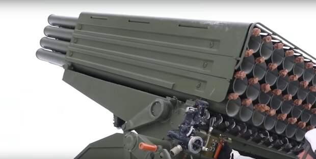 В Кемеровской области испытали модернизированные РСЗО «Град»