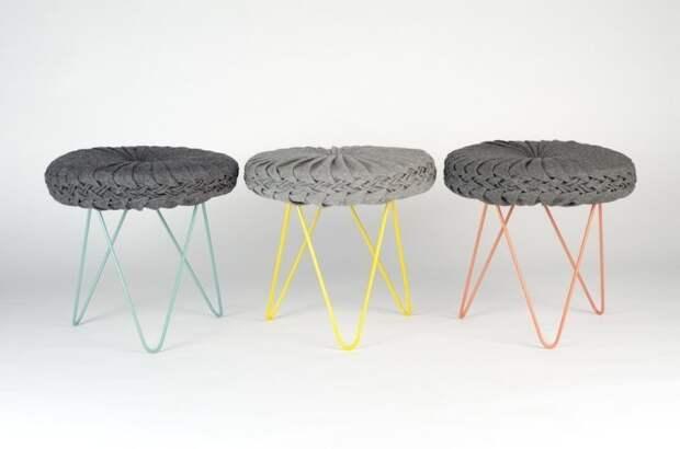 О табуретах замолвите слово Фабрика идей, дизайнеры, идеи, интересное, необычное, табуреты