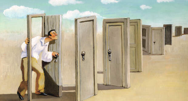 Блог Павла Аксенова. Анекдоты от Пафнутия. Фото nuvolanevicata - Depositphotos