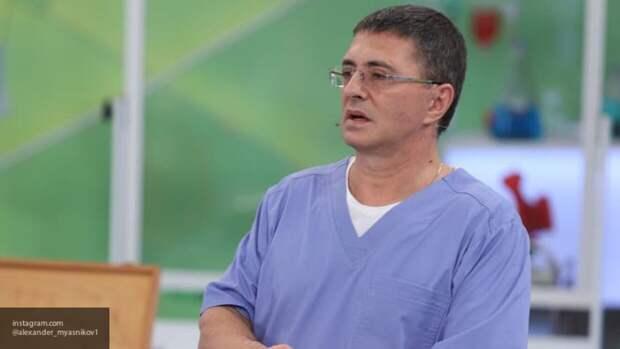 Доктор Мясников: увеличение лимфоузлов может указывать на развитие рака
