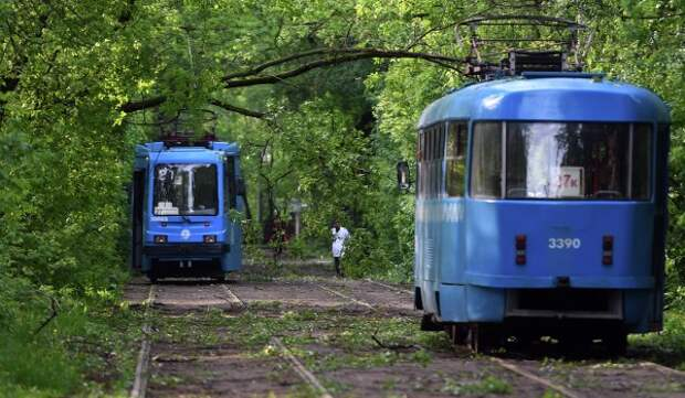 С 19 октября маршрут трамваев №6 изменится в ночное время по будням