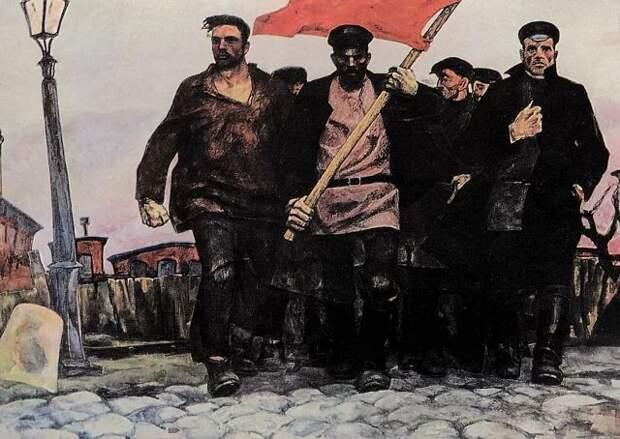 Философия мировых революций: они приходят сами, когда надо