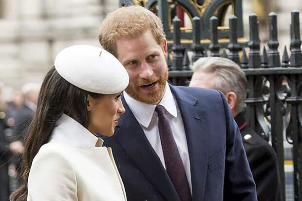 Принц Гарри настаивает на извинениях от королевской семьи перед его женой