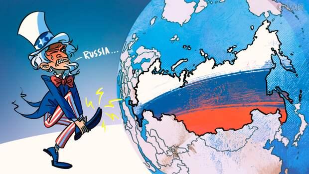 Корнилов назвал Украину орудием информационной войны США против России