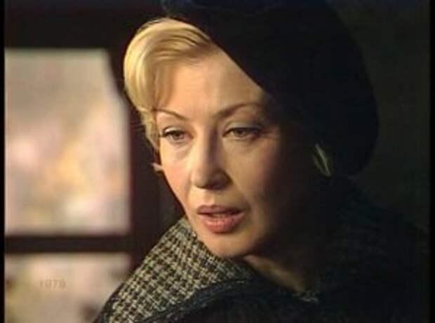 Скончалась актриса фильма «Добро пожаловать, или Посторонним вход воспрещен» Нина Шацкая
