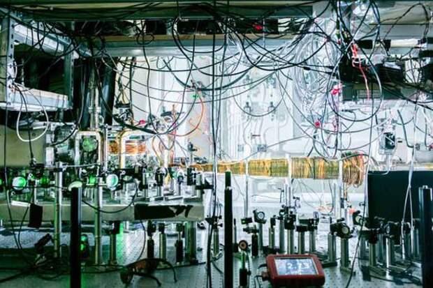 Российский квантовый симулятор впервые решил сложную научную задачу