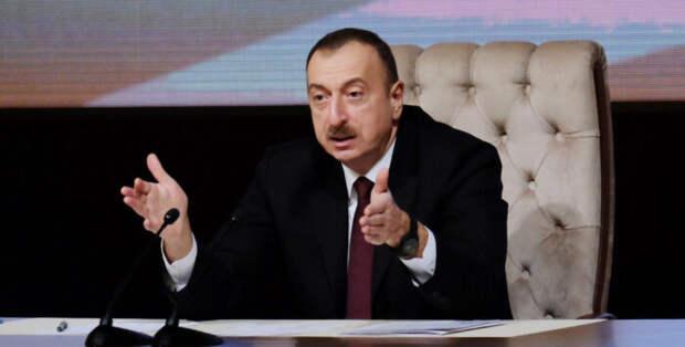 Азербайджан обвинил Россию в военной в поддержке Армении