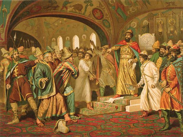 Государь всея Руси и Европа: куда и зачем ездили послы Ивана III?