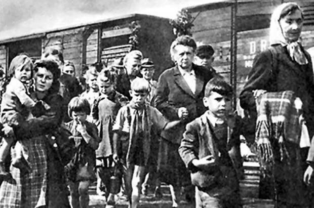 Как чехи ограбили и депортировали 3 миллиона своих сограждан: «Брюннский марш смерти»