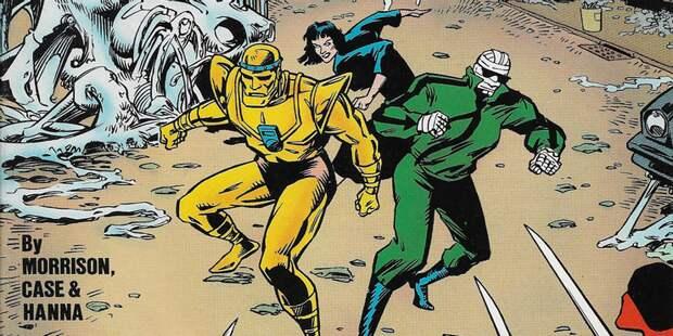 10 супергеройских комиксов, по которым можно снять крутые ужастики