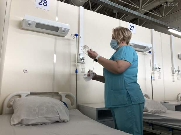 В Ростовской области сокращают число COVID-госпиталей