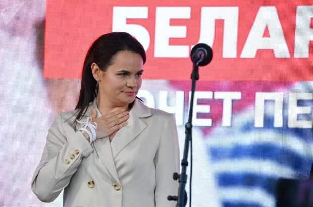 Варшава взяла под защиту сторонниц Тихановской Латушко и Ковалькову