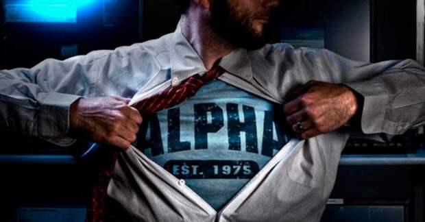 Почему полукриминальных безответственных мужчин с высоким тестостероном называют альфа-самцами?