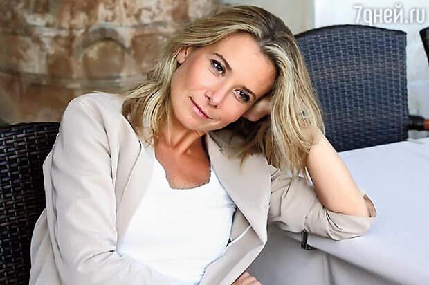 Юлия Высоцкая:«Учусь у мужа пофигизму и делаю успехи»