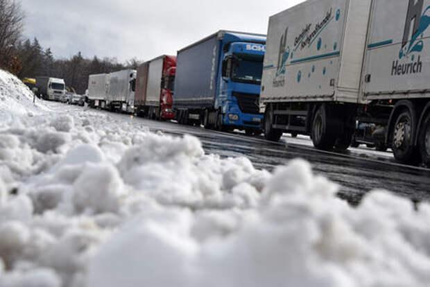 Рынок грузовиков растет уже восьмой месяц подряд