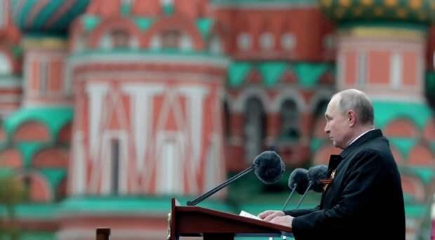 Речь Путина на Параде Победы перепугала поляков