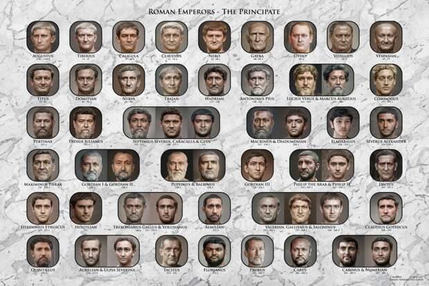 Реконструкция лиц древних, преемственность от Империи и Лех Валенса о примирении