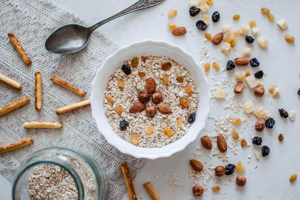 Продукты, которые помогут при высоком холестерине