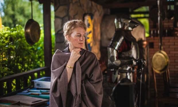 Завершились съёмки «Хозяйки горы» с Викторией Толстогановой и Анной Снаткиной