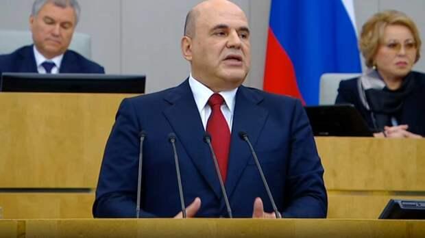 Цены на продукты в России стабилизируются, заявили в правительстве
