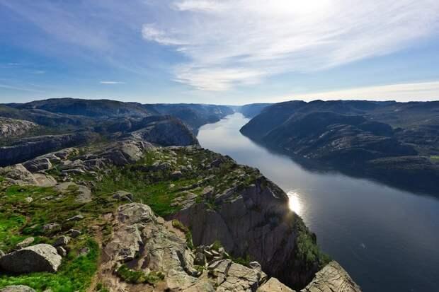 fjords15 Самые красивые фьорды Норвегии