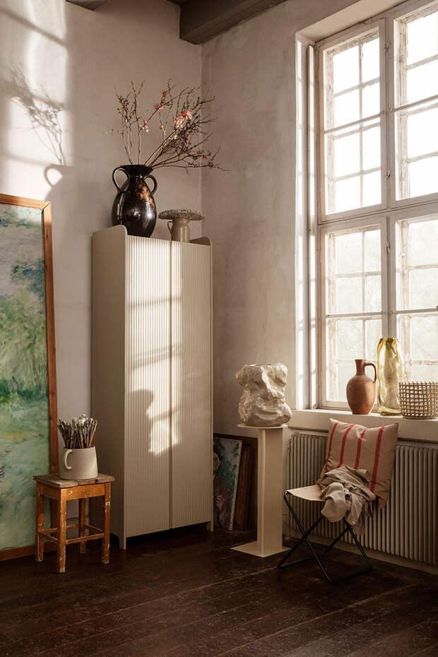 Любителям теплоты и натуральности в интерьере посвящается: коллекция весна-лето от Ferm Living