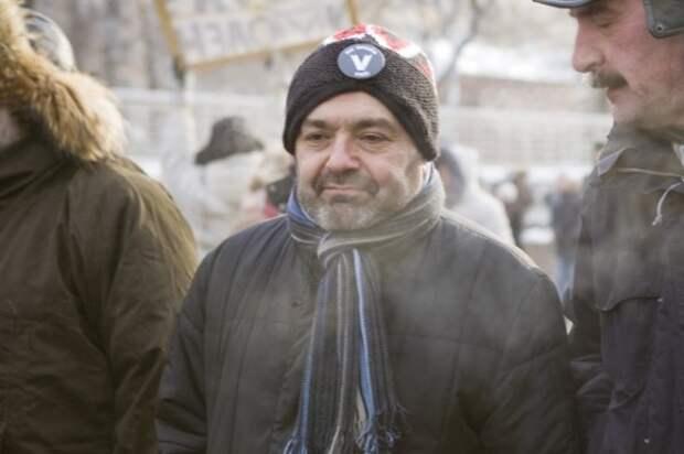 Витя Шендерович ждёт немцев под Москвой