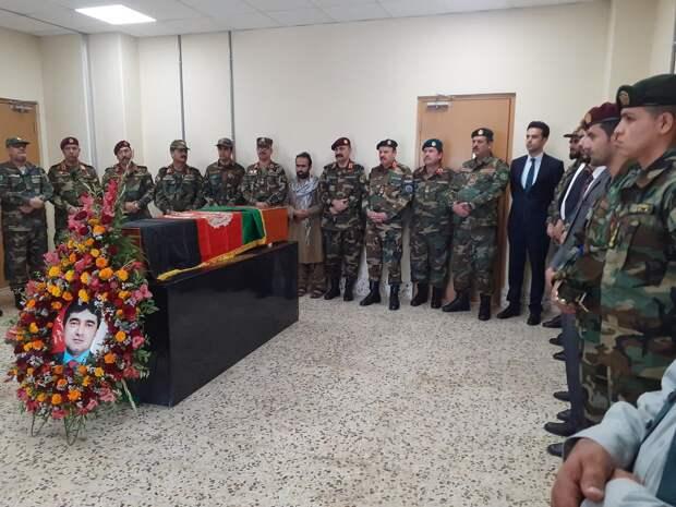 В Кабуле убит глава пресс-центра правительства Афганистана