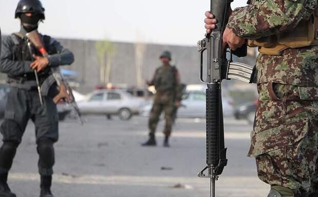 Талибы атакуют город Кандагар в Афганистане