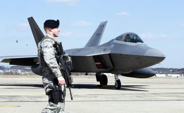 ВВС США: «Огромное спасибо русским, что взяли Крым»