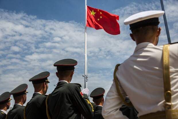 Китай объявил о военных учениях в режиме реального боя