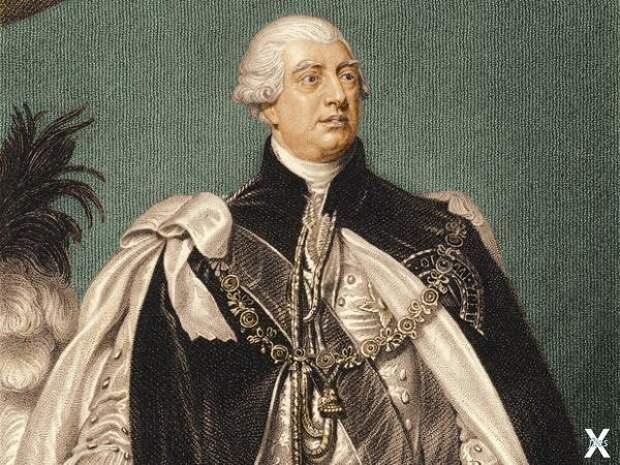Король Англии и Ирландии Георг III, 1...
