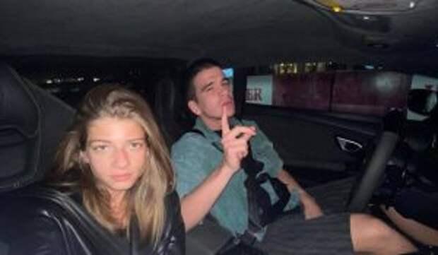 СМИ: Федук и Саша Новикова поженились