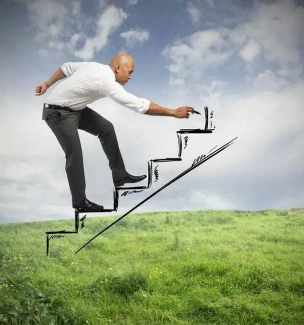 Как можно действовать путем простых поэтапных действий каждый день, по чуть-чуть?