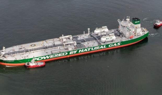 Законопроект орегистрации плавучих хранилищ СПГ вреестре судов приняло правительство РФ