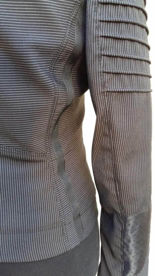 Переделка мужского костюма интересный мастер-класс