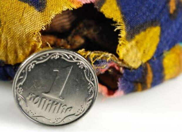 Украинская экономика находится в ожидании дефолта