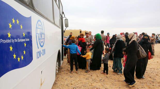 ЕС не может «приструнить» Россию в Сирии вопреки угрозам Турции «открыть кран с мигрантами»
