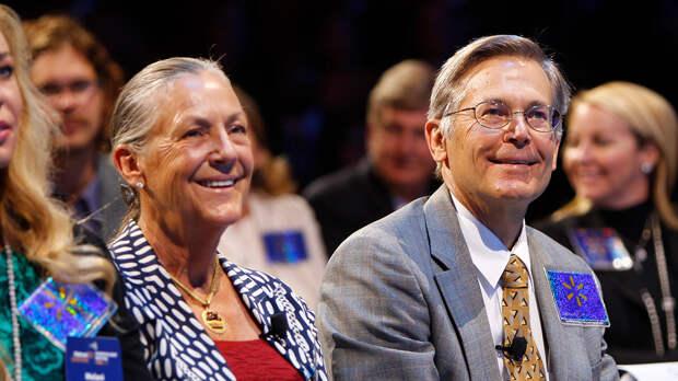 Агентство Bloomberg назвало самые богатые семьи в мире
